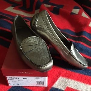Salvatore Ferragamo Forever Loafers Shoes